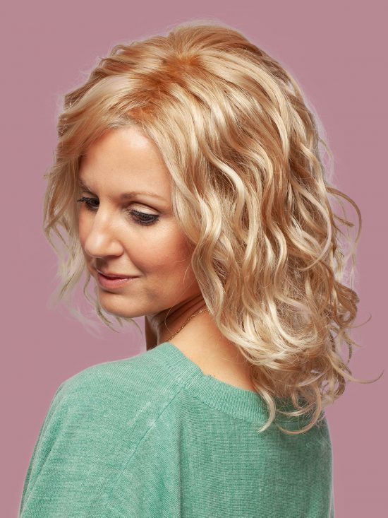 looking-down-curly-wig